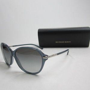 Burberry B 4124 3013/11 Sunglasses/Italy/STI525